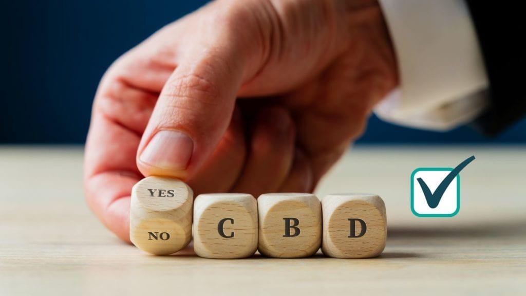 Le CBD est jugé legal