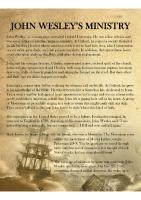 Historical-Reflection-John-Wesleys-Ministry