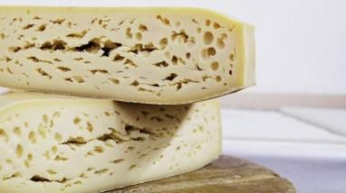 Artisan cheese Cacio del Po Piacentini cheese FWT