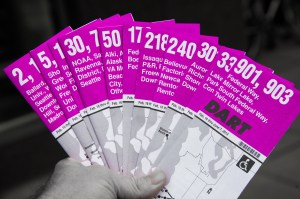 Pink timetables launch the season of Metromance