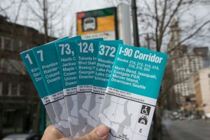 Teal timetables are in effect Feb. 15, 2014
