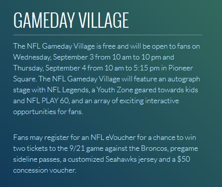 GamedayVillage