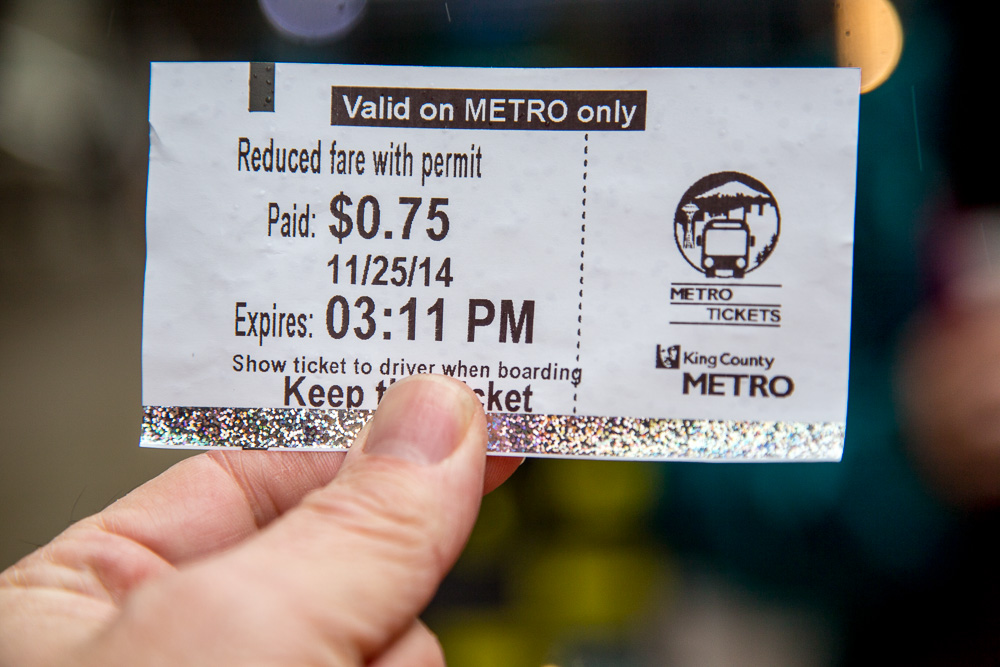 Metro tests ticket machine in downtown Seattle – Metro Matters