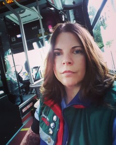 bus driver heidi barack photo