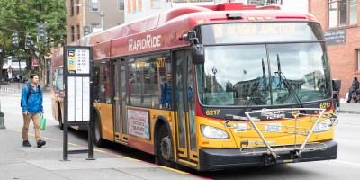 RapidRide Bus