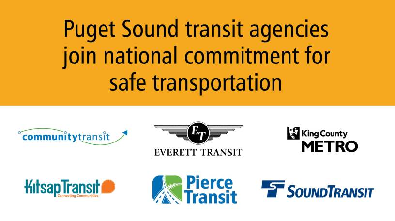 Transit agencies sign on to APTA safety commitment