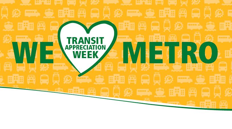 Transit Appreciation Week