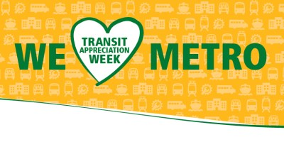Transit Appreciation Week