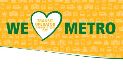 Transit Operator Appreciation Day