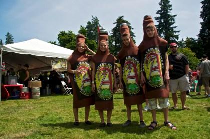 Washington Brewer's Festival