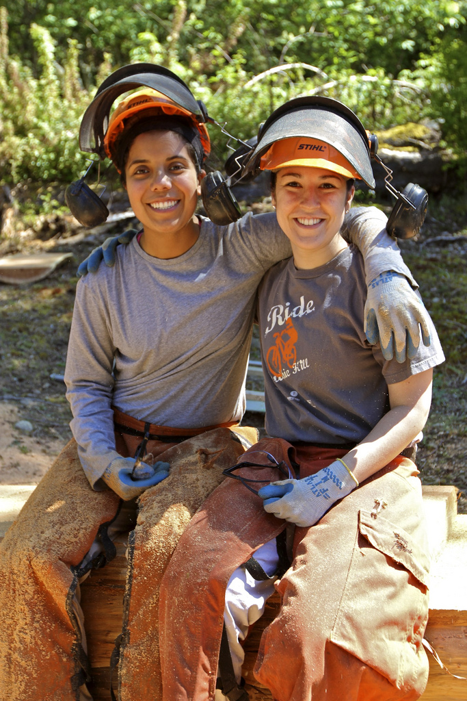 King County Parks Women In Trades