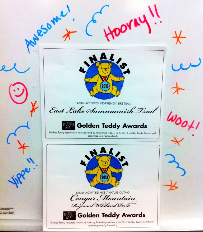ParentMap Golden Teddy Awards