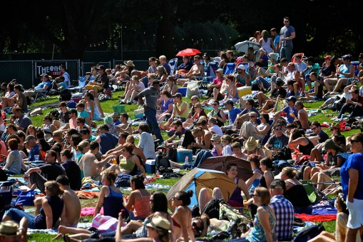 Marymoor Park Concerts: The End's Summer Camp 2013