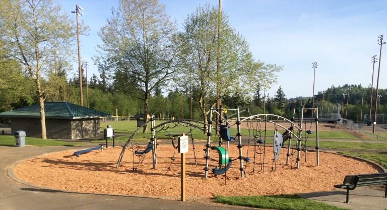 Petrovitsky Park play area