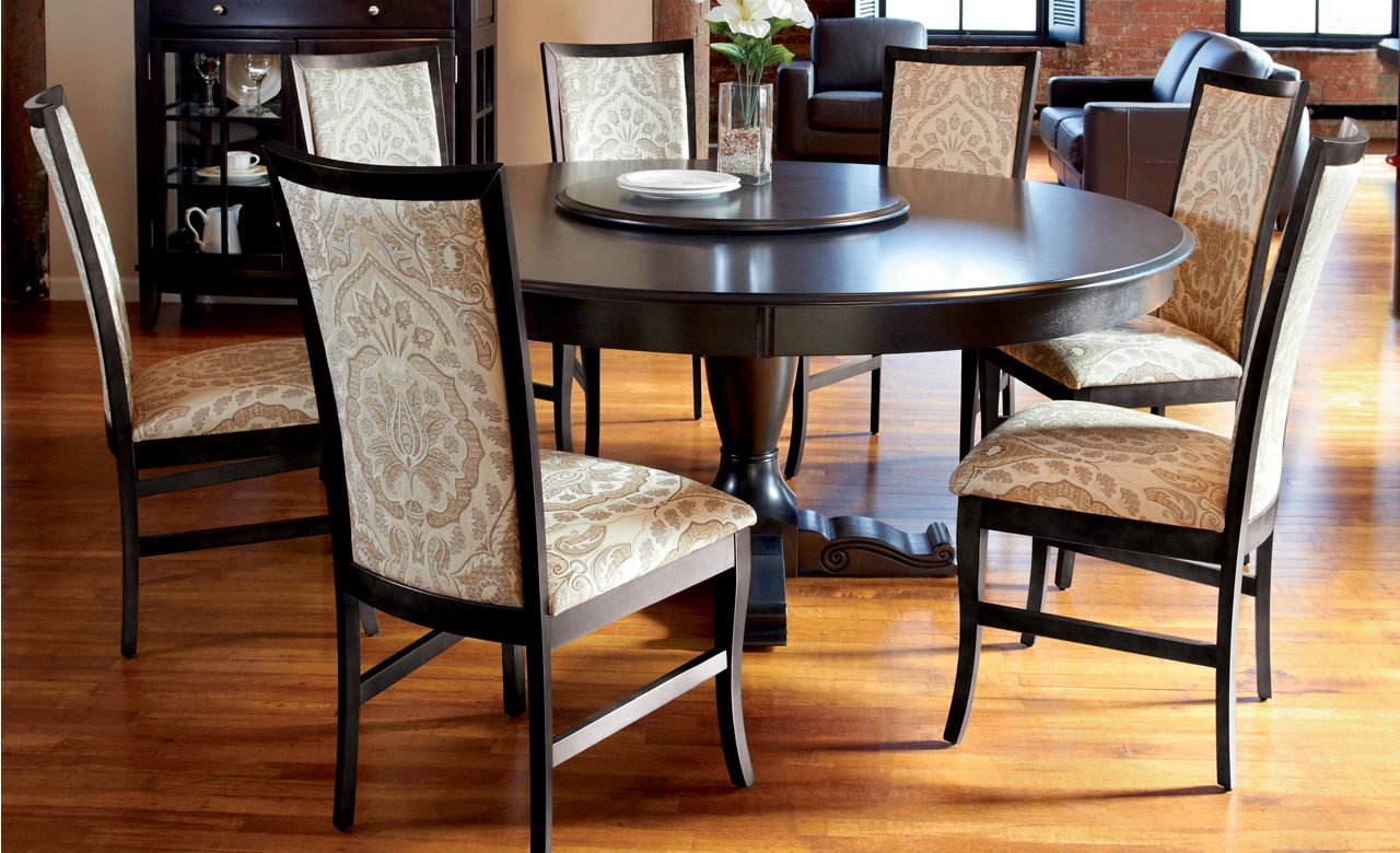 72 Inch Round Dining Tables