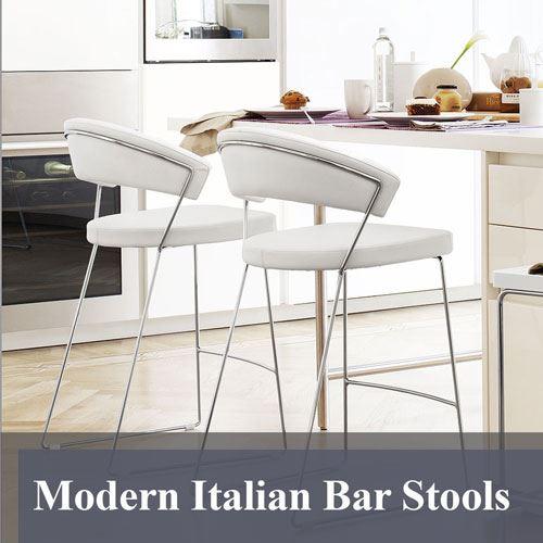 Modern Italian Bar Stools
