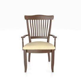 English Slatback Arm Chair