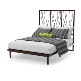 Samson Platform Footboard Bed