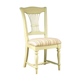Tie Back Side Chair