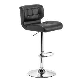 Formula Bar Chair - Black