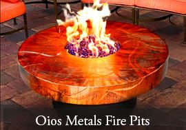 Oios Metals Fire Pits