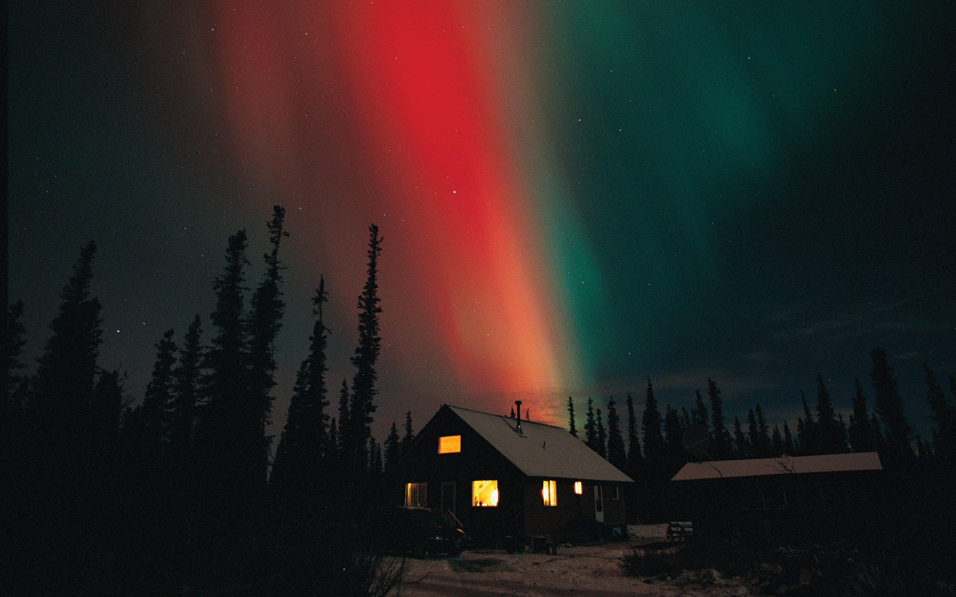 Northern Lights Fairbanks