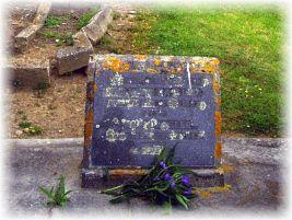 Finding Wilhelm & Anna's grave