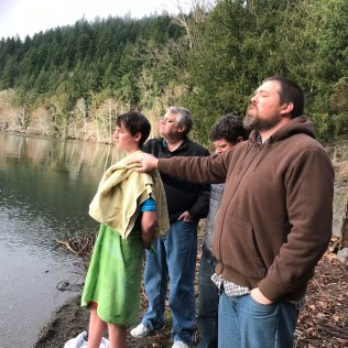 Noah Pinson's Baptism - 01.14.2018 - 03