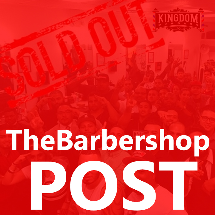 KB BARBERSHOP POST