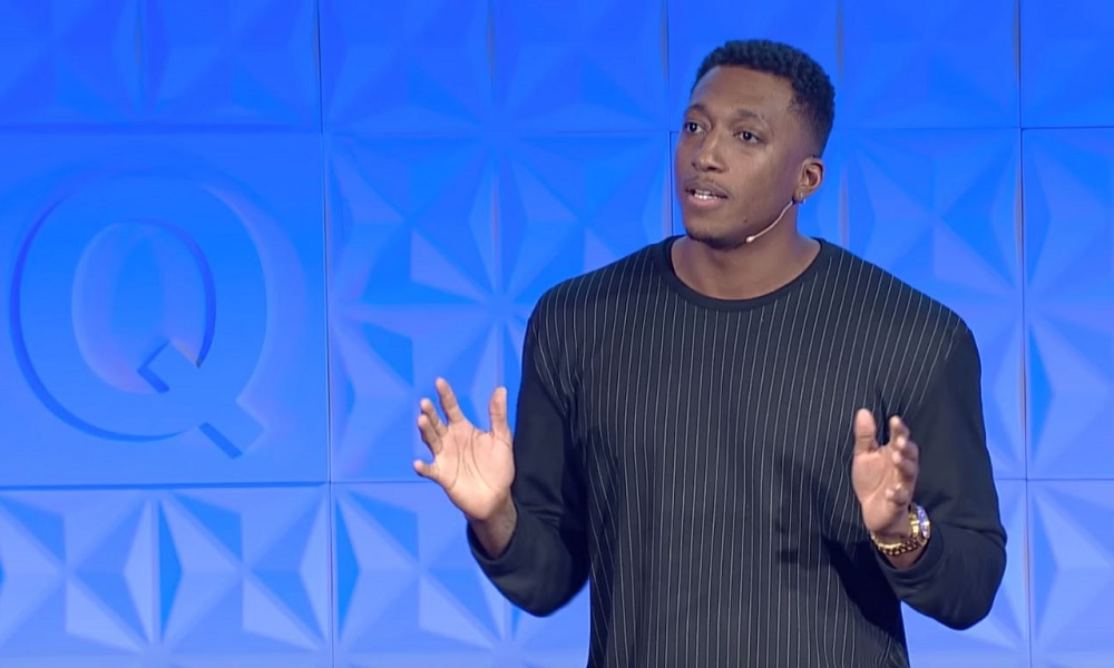 Lecrae Speaks On How Stories Shape Worldviews At Q Conference