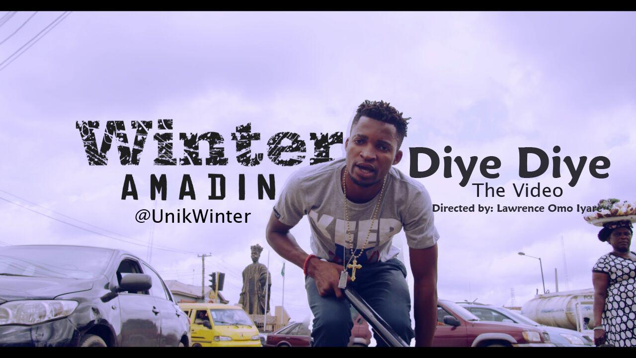 MUSIC Video: Winter – Diye Diye (Official Video)