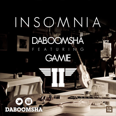 DOWNLOAD Music: Daboomsha – Insomnia (ft. Gamie)