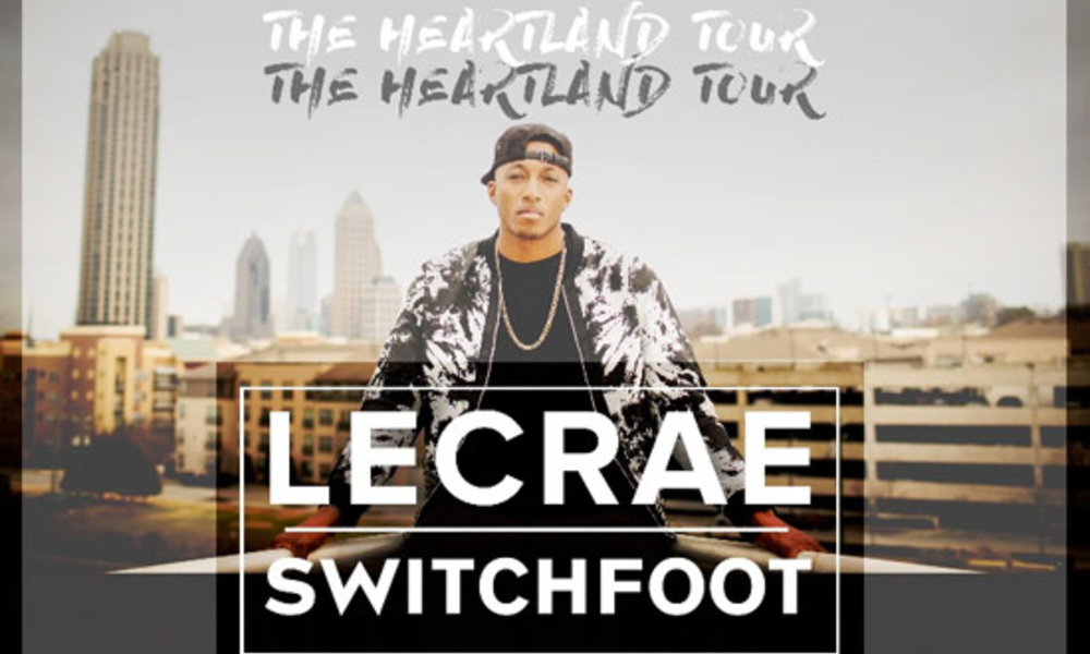 News: Lecrae And Switchfoot Partner For Heartland Tour