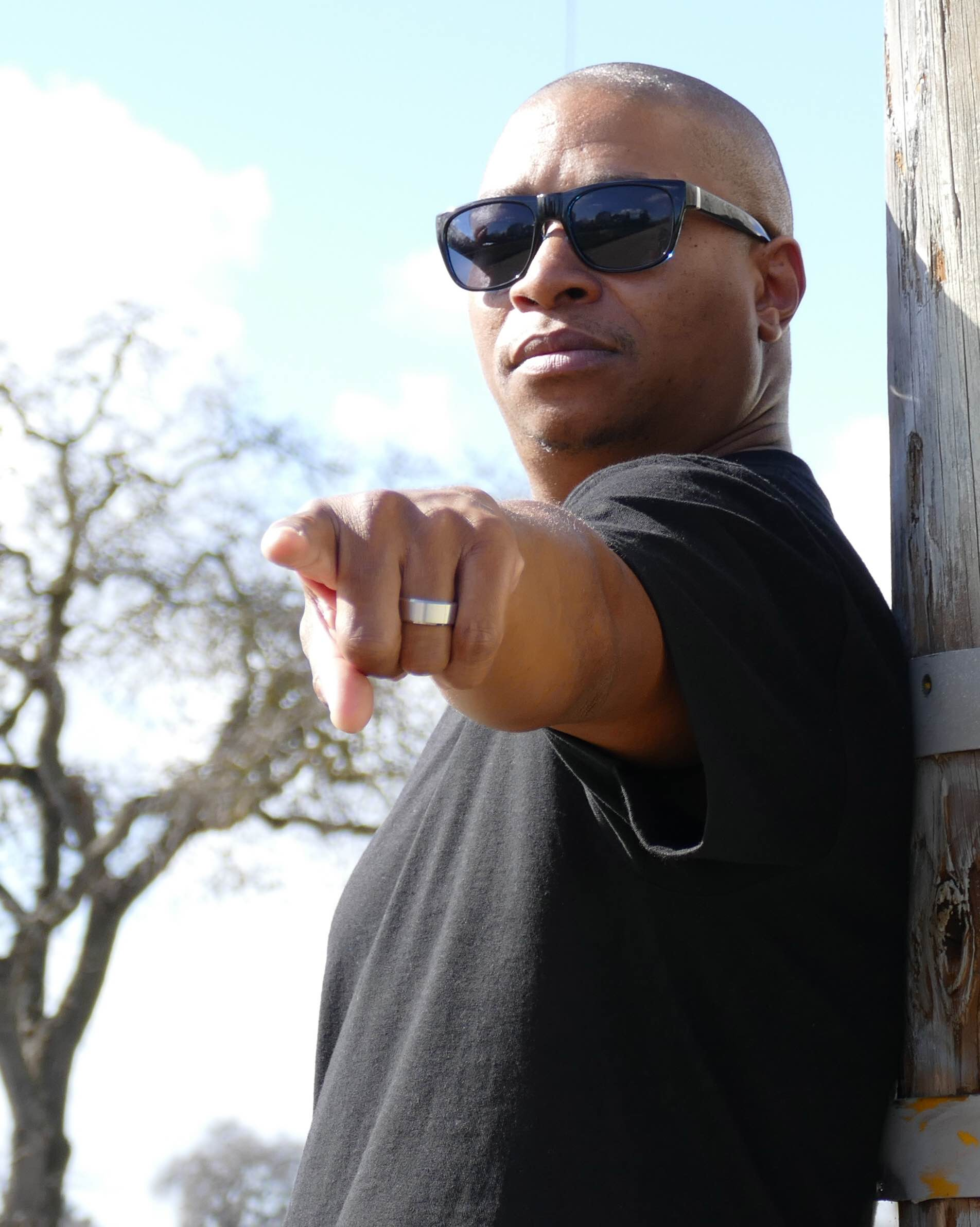 """News: Gospel Rap Artist """"B-Fade"""" Announces """"All Things Are Possible"""" Album"""