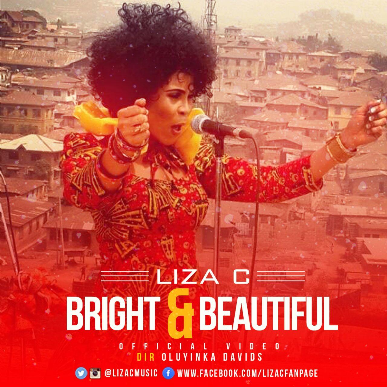 MUSIC Video: Liza C – Bright & Beautiful