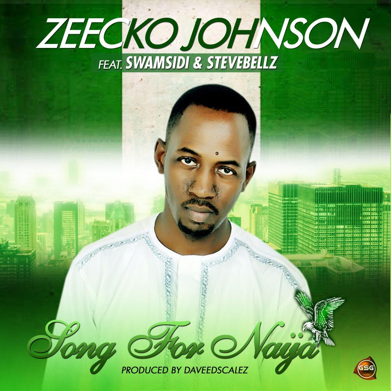 DOWNLOAD Music: Zeecko Johnson – Song For Naija