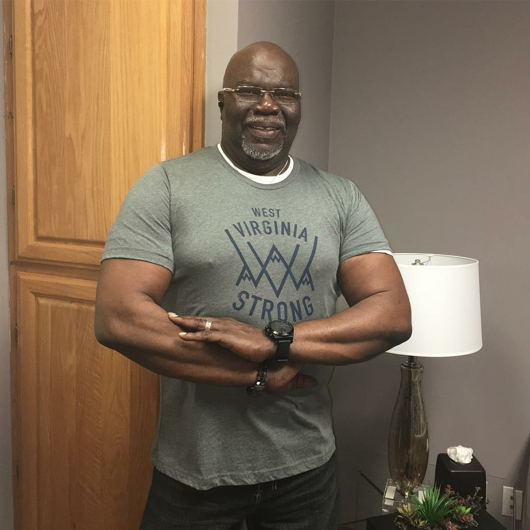 Who Knew Bishop T D Jakes Had Such A Fit Body? (Photo) | Kingdomboiz