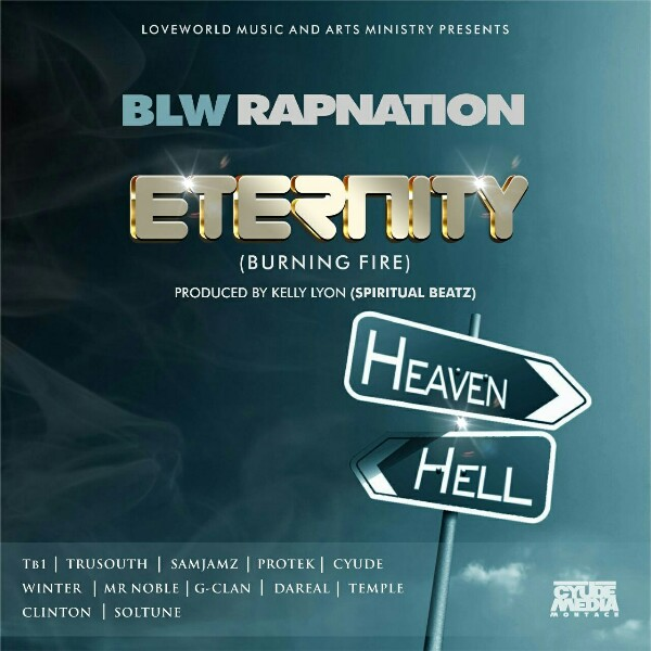 DOWNLOAD Music: BLW Rap Nation - Eternity (Burning Fire