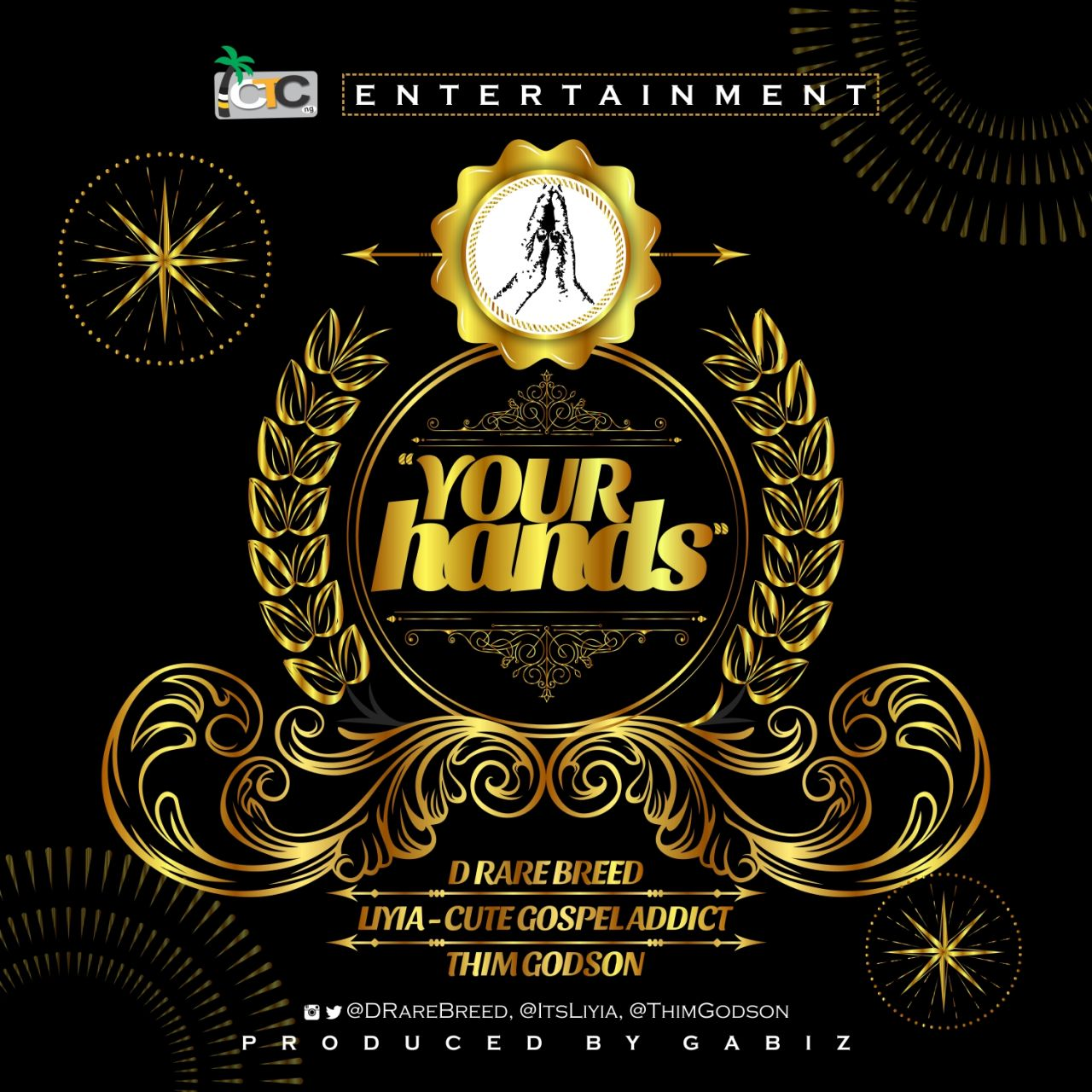 DOWNLOAD Music: Liyia – Your Hands (ft. Drarebreed & ThimGodSon)