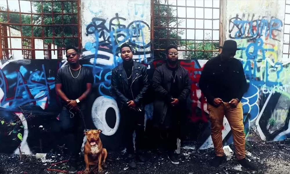 MUSIC Video: Canon – The Family