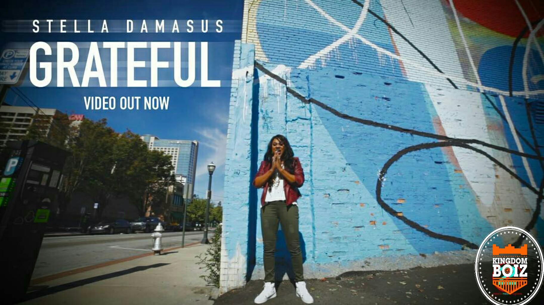 MUSIC Video: Stella Damasus – Grateful (Official Video)