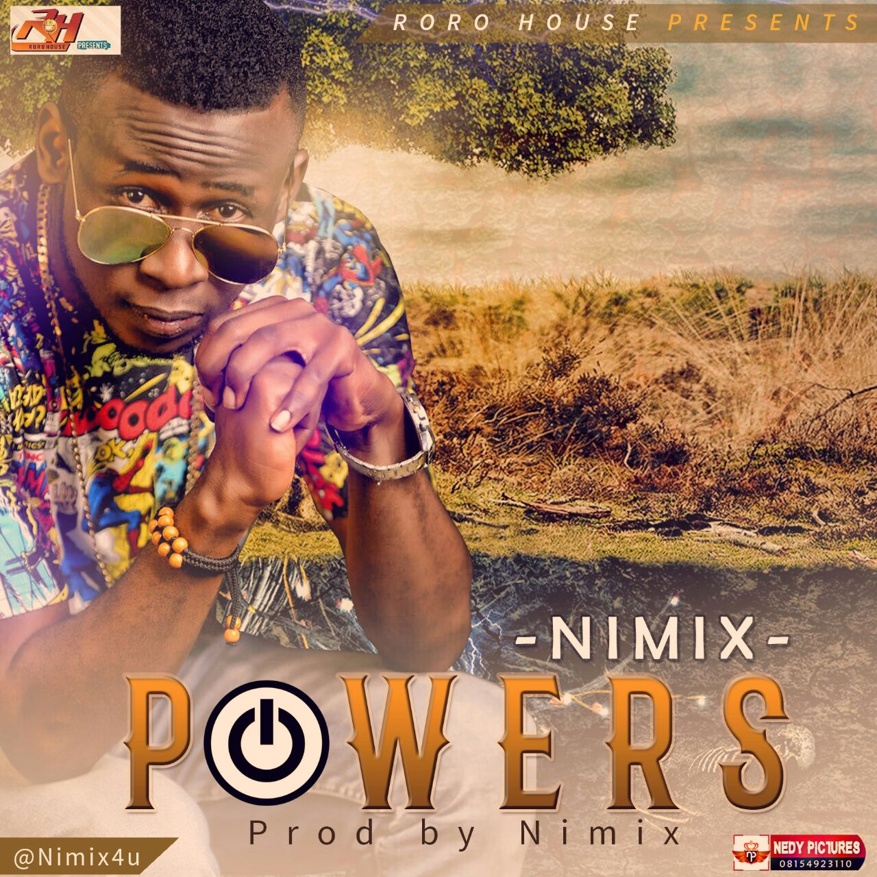 DOWNLOAD Music: Nimix – Powers