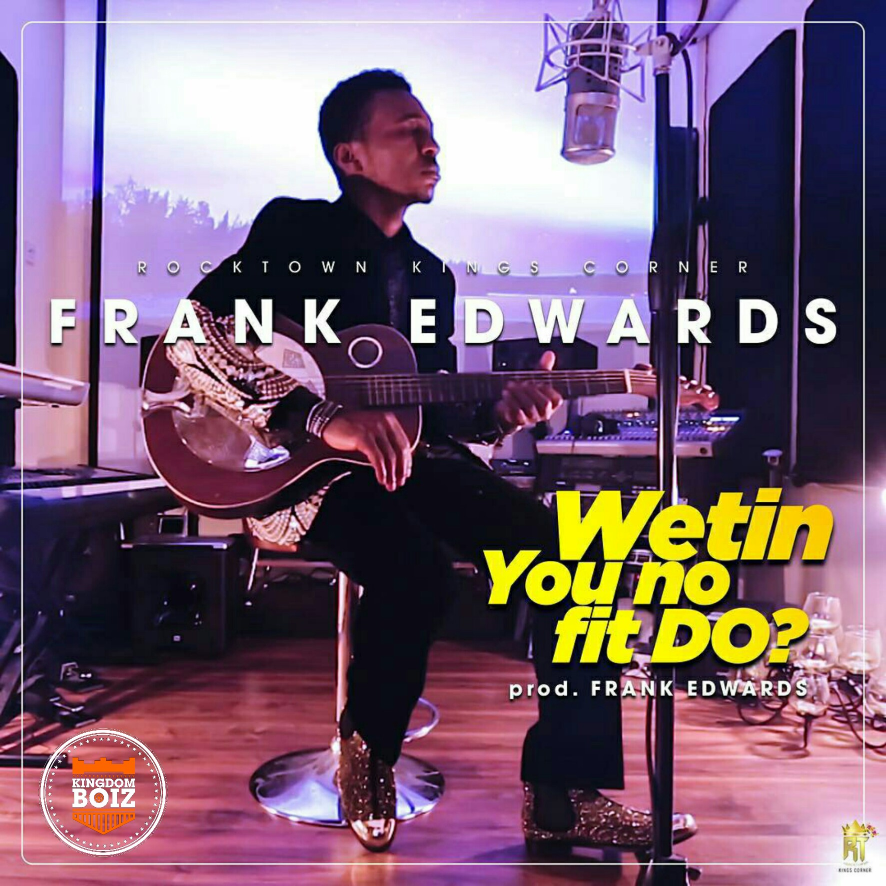 DOWNLOAD Music: Frank Edwards – Wetin You No Fit Do?