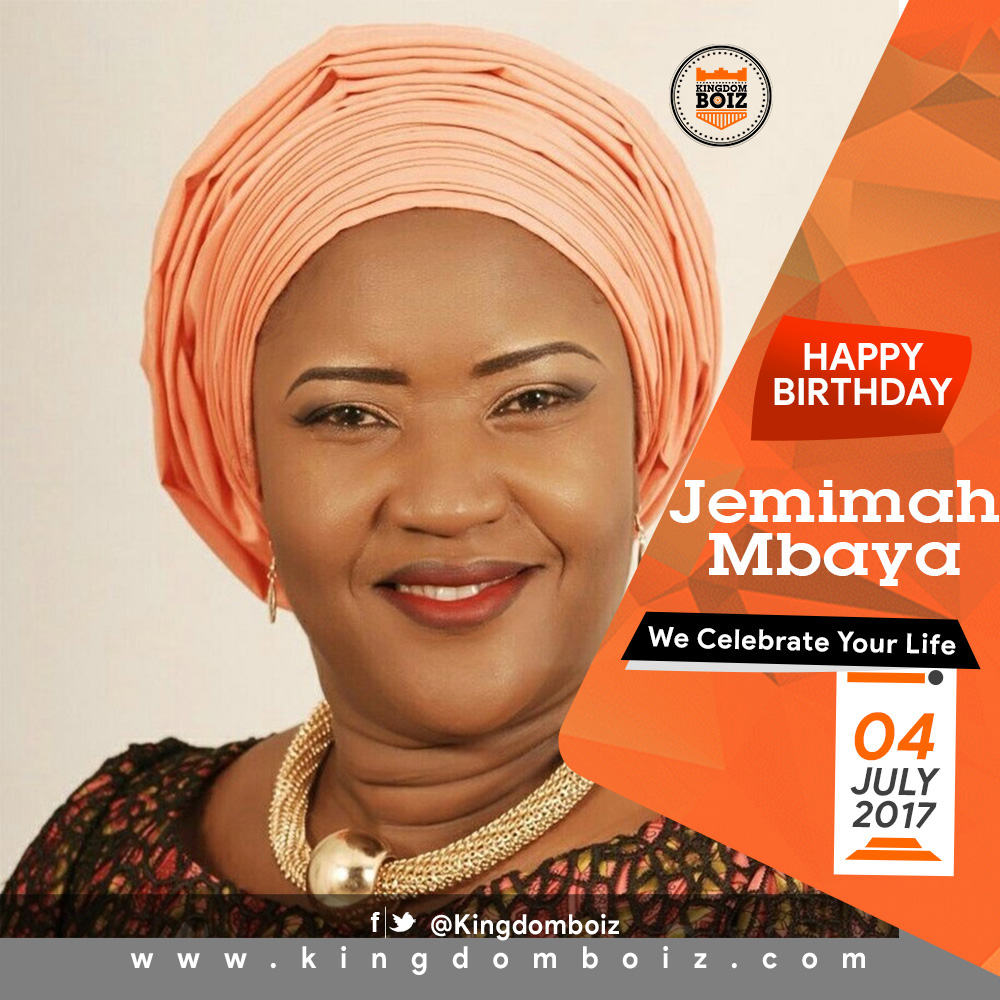 Happy Birthday To Jemimah Mbaya – Drop Your Well Wishes