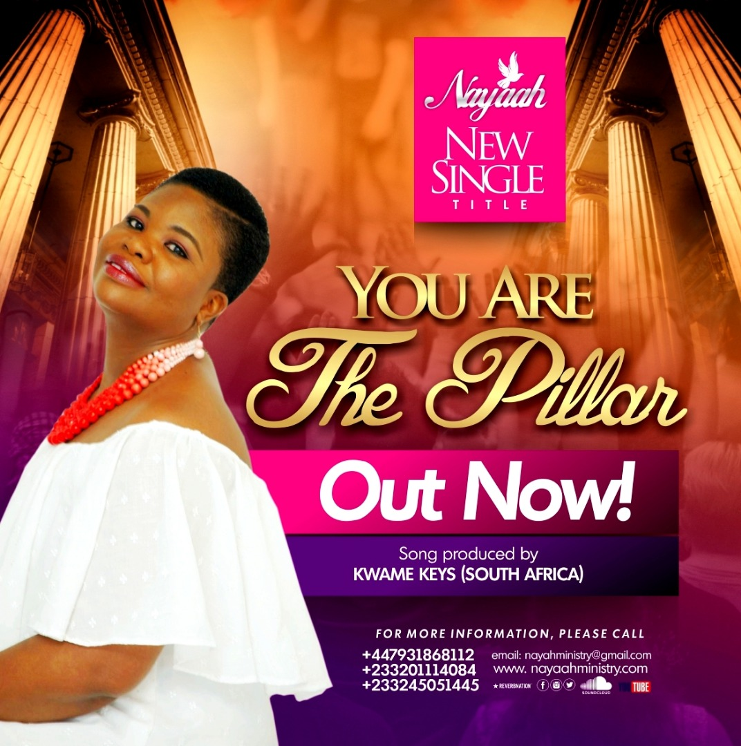 DOWNLOAD Music: Nayaah –You Are The Pillar