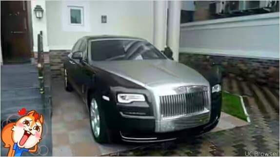 According To Innocenthis Pastor David Ibiyeomie Was Given The Car Below As One Of His Birthday GiftsIs That A PhantomIt Should Be Recalled