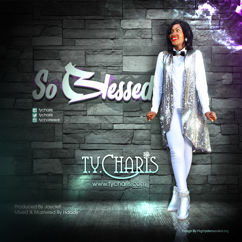 DOWNLOAD Music: Ty. Charis – So Blessed