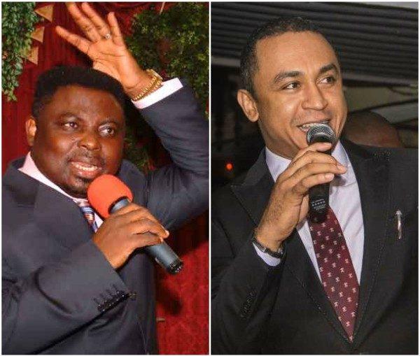 Watch Pastor Mathew Ashimolowo Blast Daddy Freeze For Teaching Against Tithing