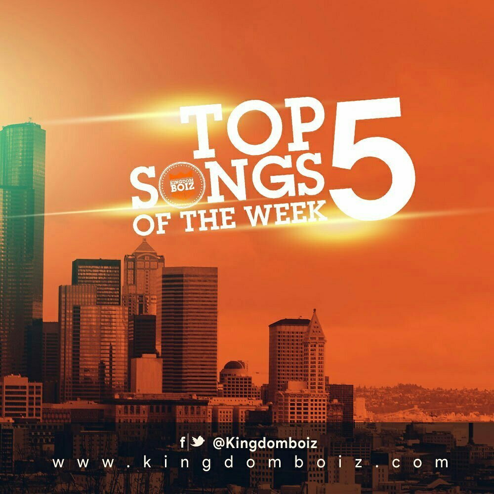 Exclusive: 5 Hottest Songs Of The Week