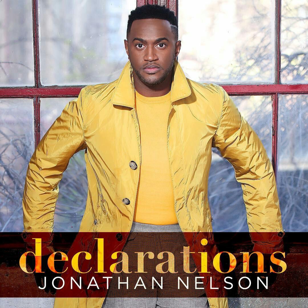 "Jonathan Nelson Set To Releases New Album ""Declarations"